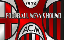 Rebic brace snatches late win for AC Milan